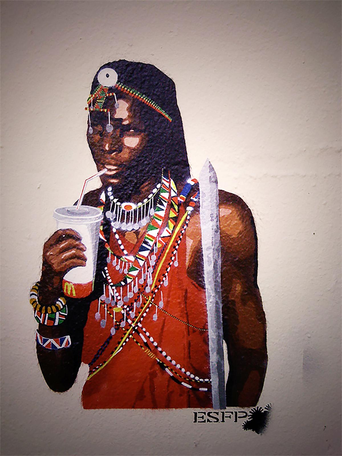 ESFP Mc Masaï
