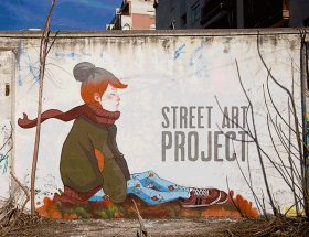 Google Street Art project
