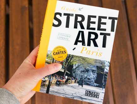 Le Guide du Street Art à Paris