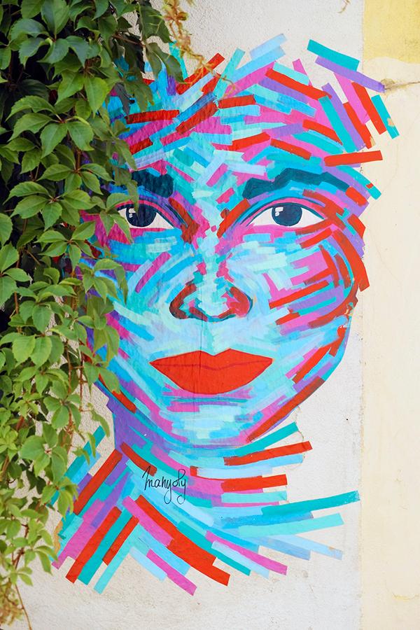 Manyoly graffiti Marseille
