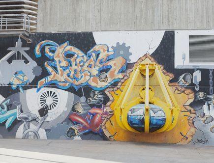 zurich graffiti